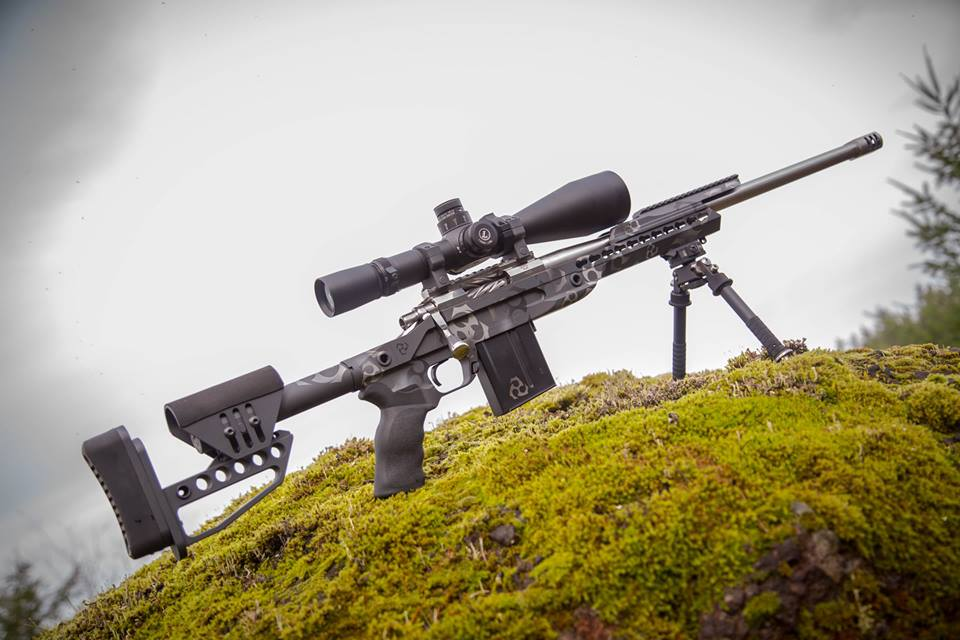 .338 LM Tactical Rifle - Accurate-Mag