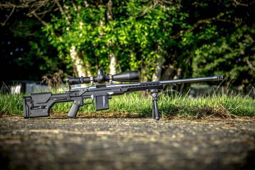 H&H Precision Rifle Magpul PRSBlack