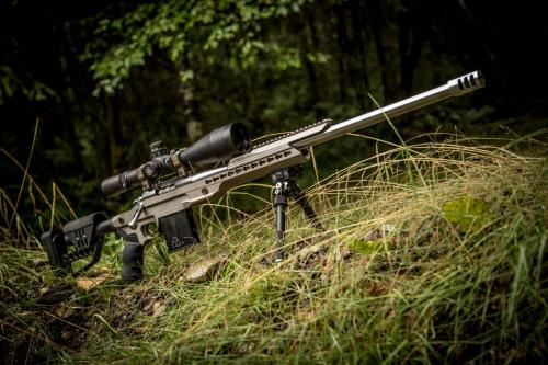 H&H Precision Rifle XLR TacticalFDE