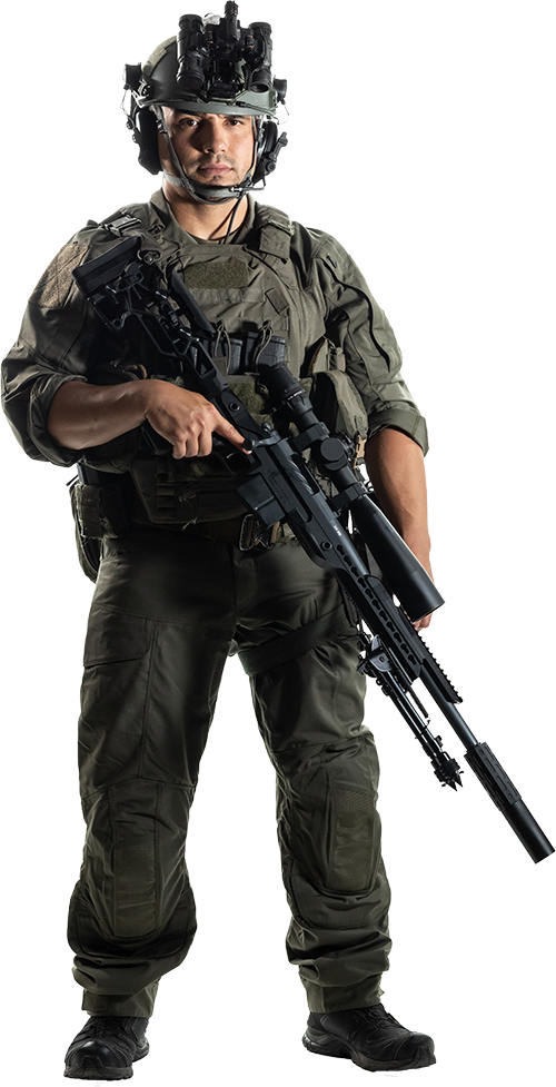H&H Precision Rifles For Law Enforcement